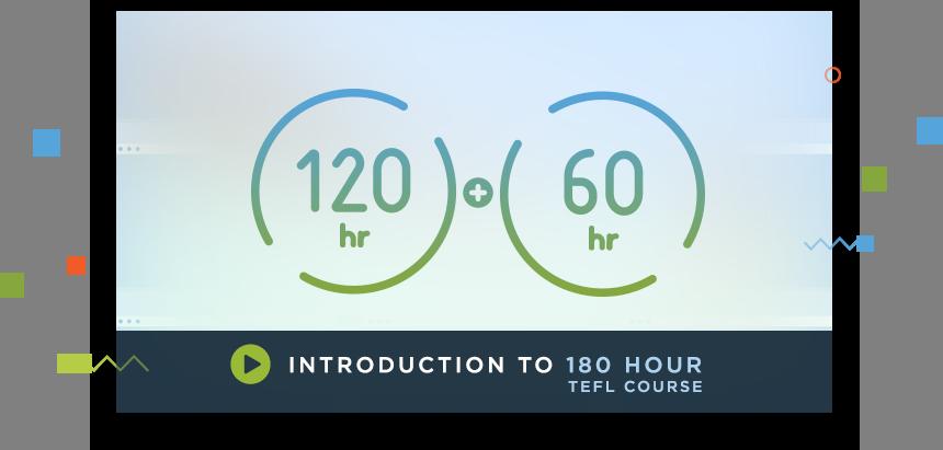180 Hour Advanced TEFL Course Video