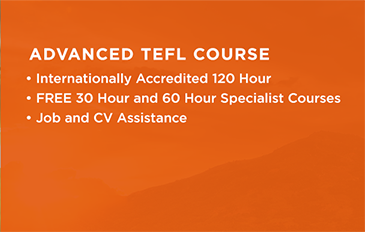 Online TEFL Course